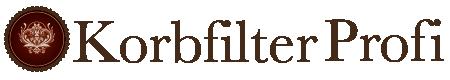 Logo Korbfilterprofi